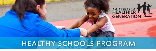Healthy Schools Header