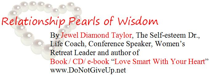 Relationships Pearls of Wisdom