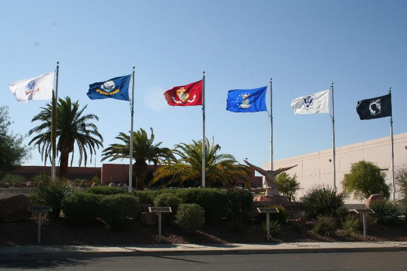 Armed Forces Flags