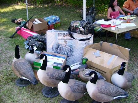 Delta Waterfowl Sporting Clay Event 2010