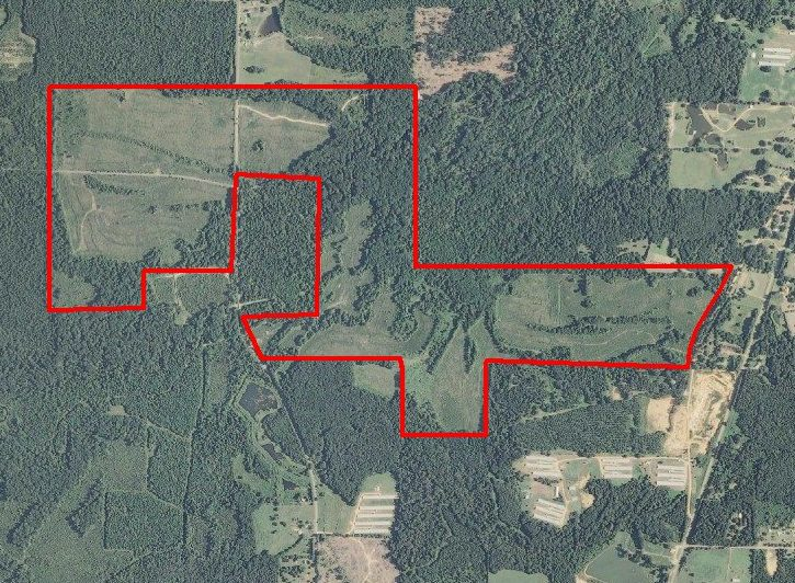 Harperville - 555 acres Scott County