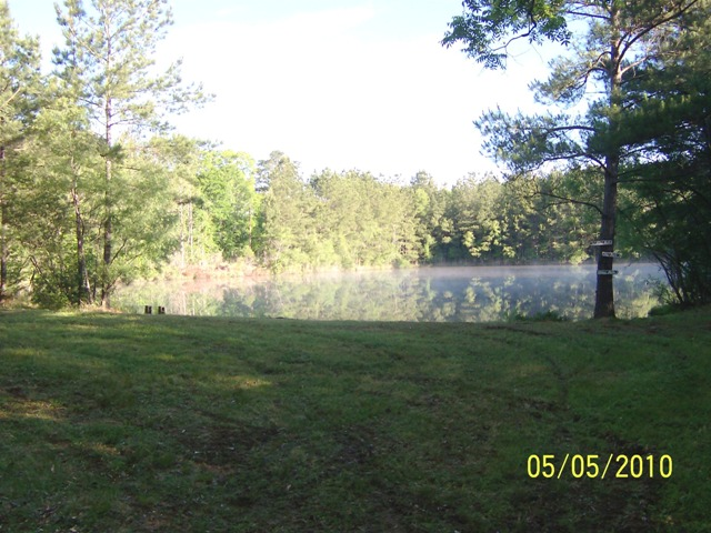 2 Acre Stocked Pond