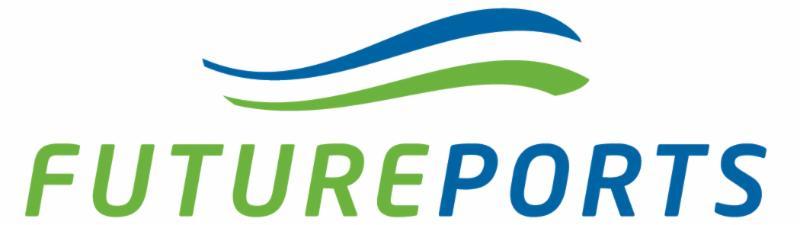 FuturePorts logo color