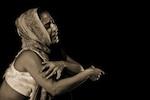 Sheetal Gandhi in Bahu-Beti-Biwi, photo by Cedar Bough T. Saeji