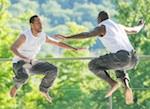 Jamal Jackson Dance Company, photo: Christopher Duggan