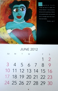 Calendar page 3