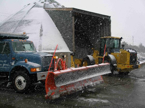 Blue Springs Snow Removal