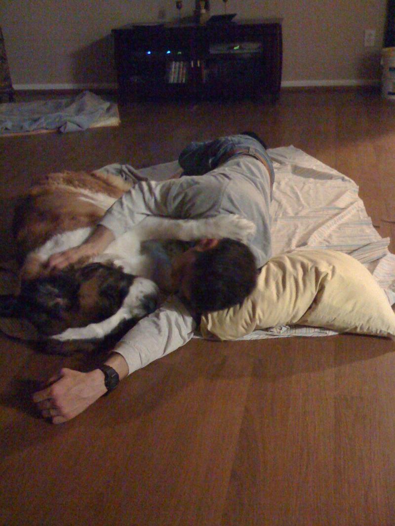 Dan and his Dog Haus