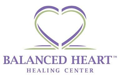 A Balanced Heart Logo
