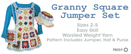 NEW 100 Colorful Granny Squares + Save 10%-50% on Select ...