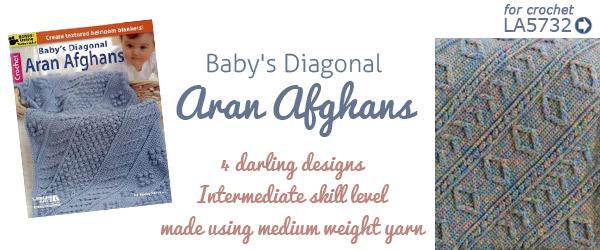 e8fe9e21983d Aran Afghans to Crochet   More + Save 15%-25% On Select Items + ...