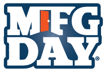 Click on the logo to watch a video from the Manufacturing Day website