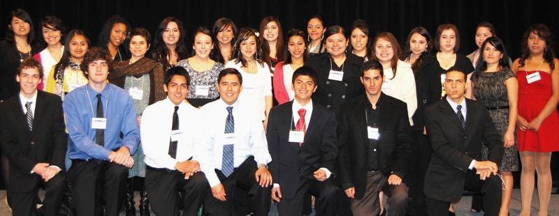 2011 Scholarship Award Winners
