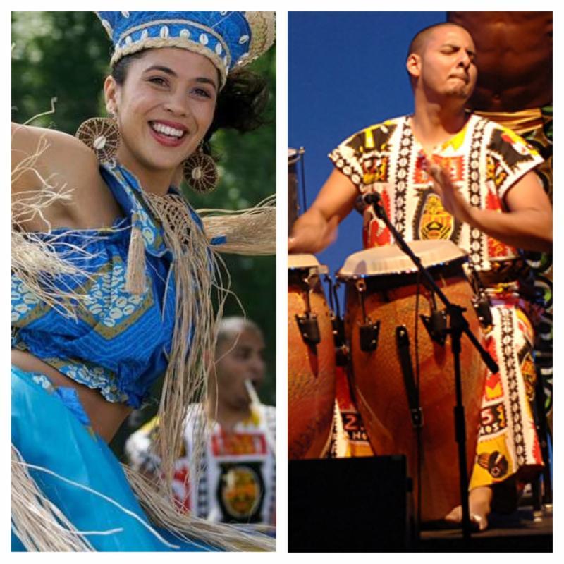 Afro Brasilian Dance Promo for Kimberly and Mario