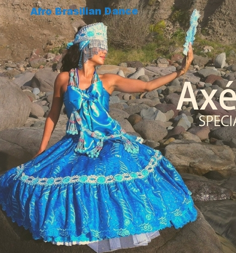 Axe Dance Workshop and Class January 2014