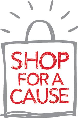shop for a cause color