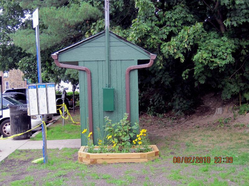 Ardsley rain garden