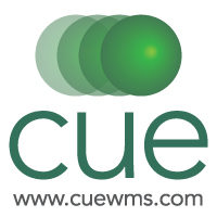 Cue with Logo