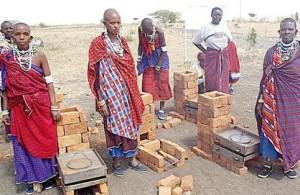 Maasai Stoves & Solar Installation Training