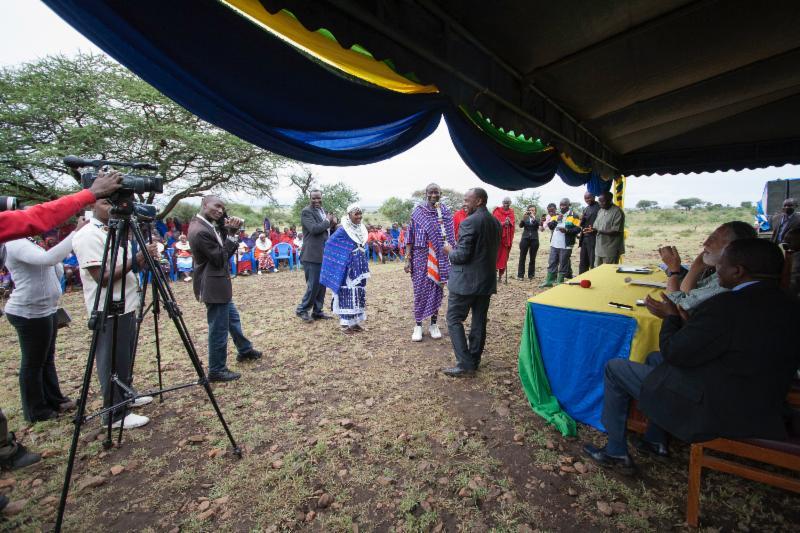 Maasai Stoves & Solar electrification
