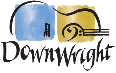 downwright band logo