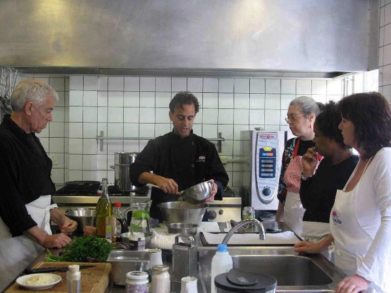 Mark Reinfeld Healthy Cooking Lessons Vegan Recipes Vegan Workshop