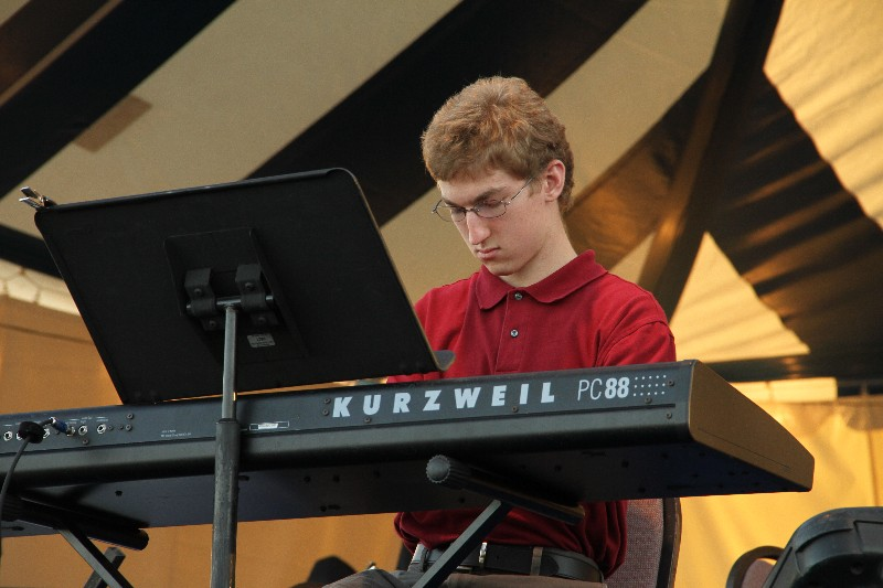 Matthew Oliver, 2010-2011 Young Soloist