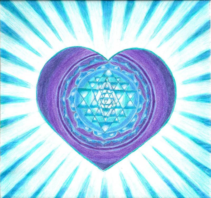 soul guide symbol by Pamela Moss