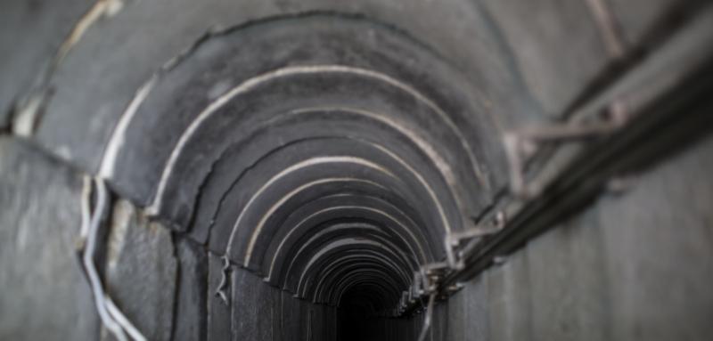 Iran's Terror Tunnels
