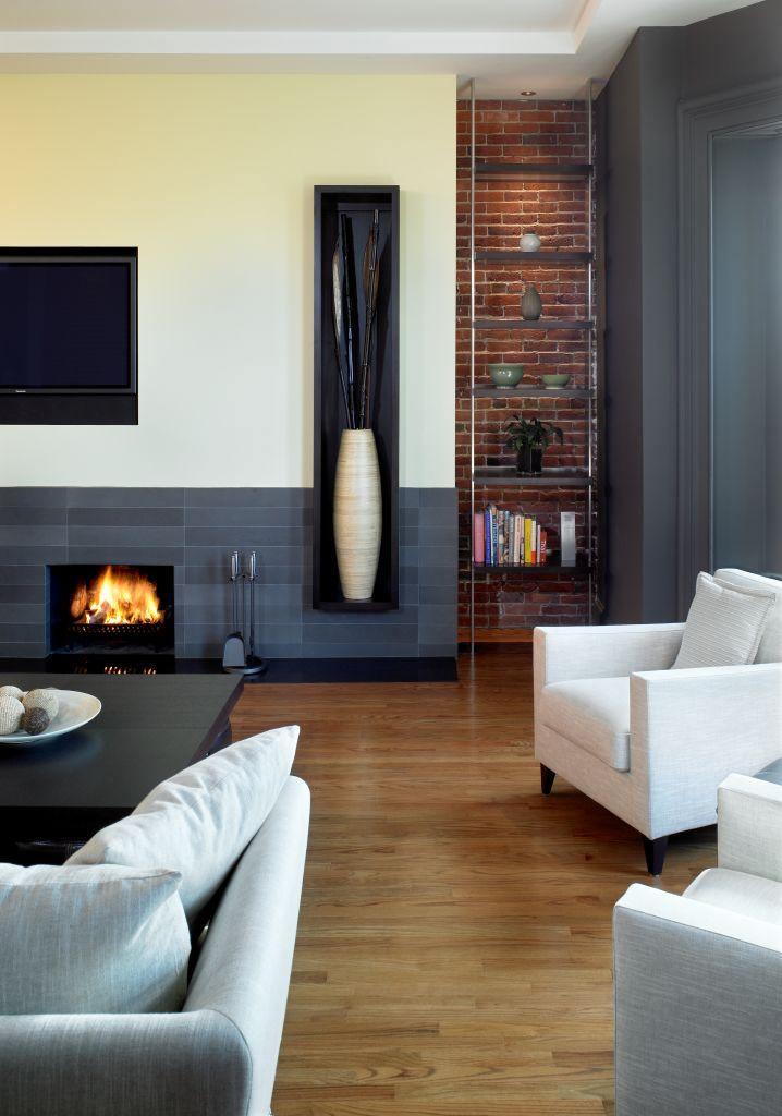 Renovating Fireplaces Design Boston - Lee Kimball | Lee Kimball