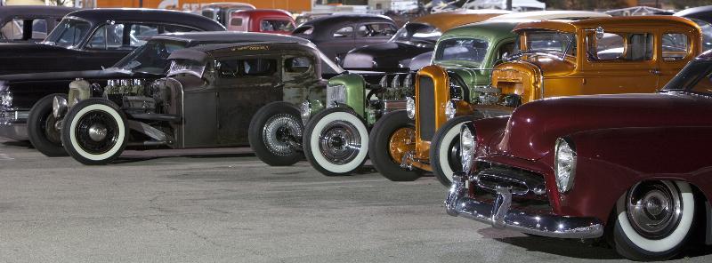 VIVA LAS VEGAS CAR SHOW NEWS - Viva las vegas car show