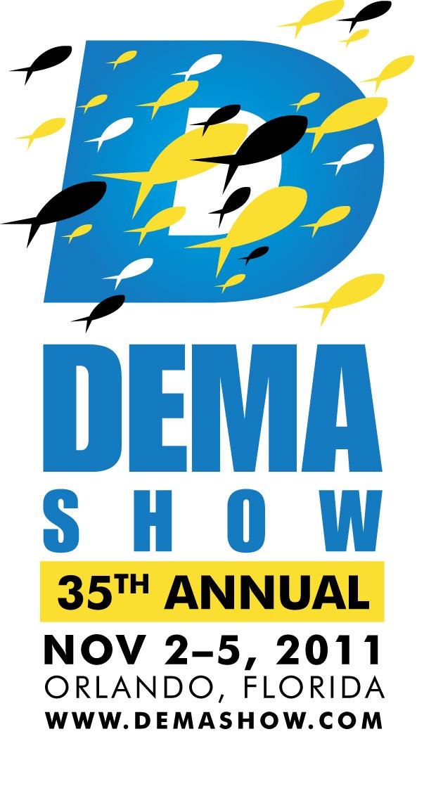 DEMA Show 2011 - 35th Anniversary Logo