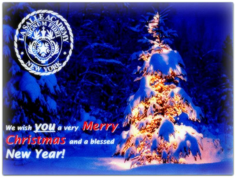 LSA Christmas message 2012