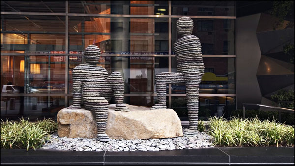 Vaadia sculpture