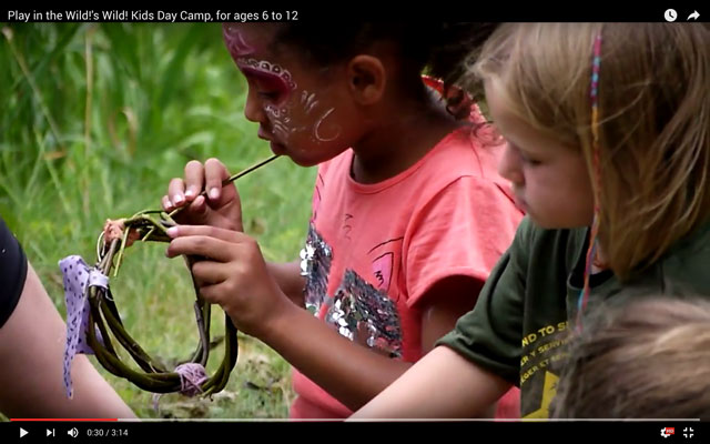 Video of Wild! Kids Day Camps