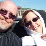 Russ - N - Kitty in Convertible