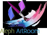 Aleph ArtRoom Logo