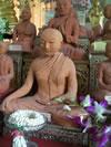 Mahaprajapati Sculpture