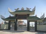 Mahaprajapati Temple Gate