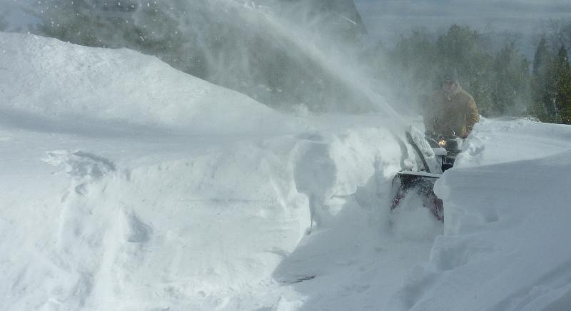 Blair snow
