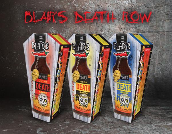 Blair's Death Row
