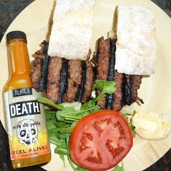 Blair's Death Burgers