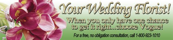 Your Wedding Florist