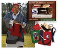 Hands-On History Kit - Bandolier Bag