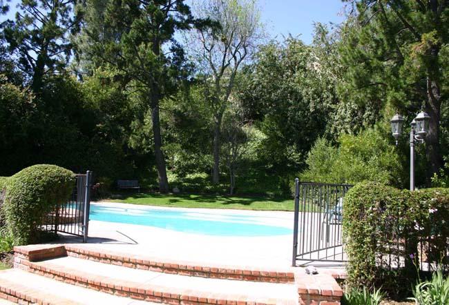 Pool Area A