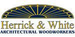 Herrick & White Architectural Woodworkers, Bronze Sponsor