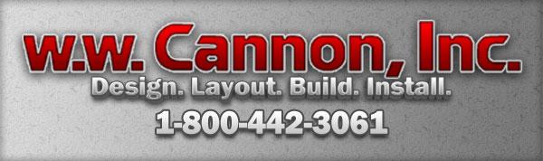 New W.W. Cannon Logo