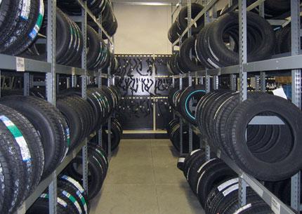 Automotive Shelving