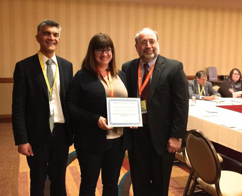 GLOBE Receives Distinguished Educator Award from the American Meteorological Society