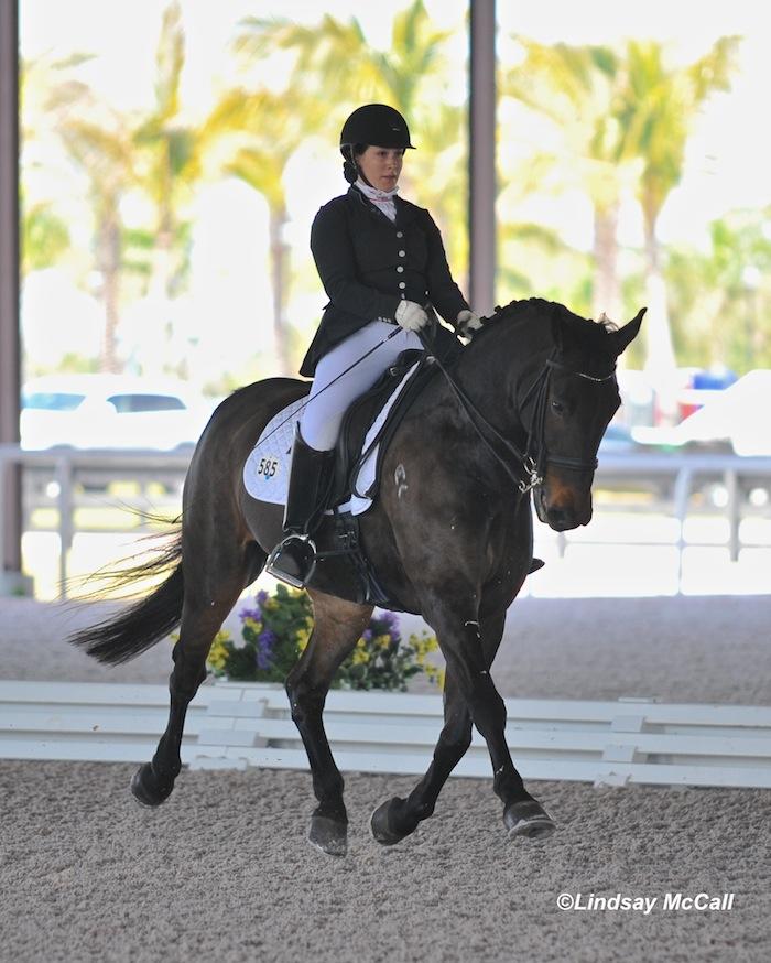Madison Lawson and McGuire (USA) Photo(C) Lindsay McCall